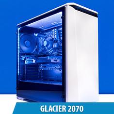 PCCG Glacier 2070 Gaming System