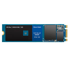 Western Digital Blue SN500 NVMe M.2 SSD 250GB