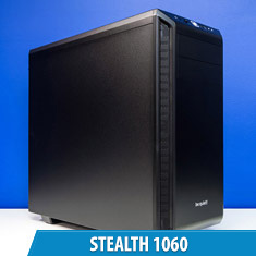 PCCG Stealth 1060 Gaming System