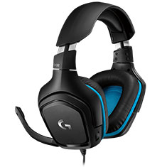 Logitech G432 7.1 Gaming Headset