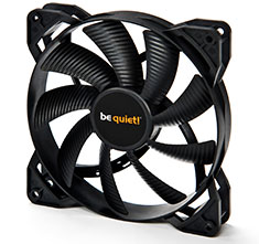 be quiet! Pure Wings 2 140mm PWM High Speed Fan