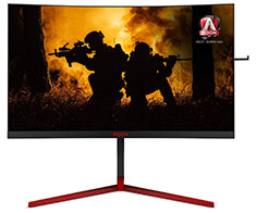 AOC AGON AG273QCG QHD 165hz G-Sync Curved 27in Monitor
