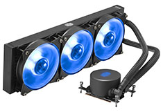 Cooler Master MasterLiquid ML360 RGB AIO Cooler for TR4