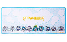 Tt ESports Dasher Extended Mouse Pad Snow Miku Edition