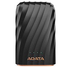 ADATA AP10050C 10050mAh Power Bank Black