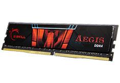 G.Skill Aegis F4-2666C19S-8GIS 8GB (1x8GB) DDR4