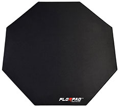 Florpad Game Space Gray Floor Mat
