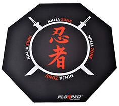 Florpad Ninja Zone Floor Mat
