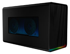 Razer Core X Chroma Thunderbolt 3 External Graphics Enclosure