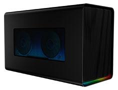 Razer Core X Chroma Thunderbolt 3 External Graphics Enclosure