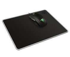 Razer Invicta Elite Dual Sided Mouse Pad Mercury Gunmetal