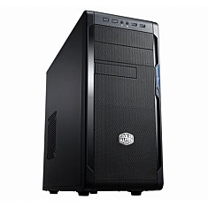 Cooler Master N300 ATX Mesh Front Case with 420W PSU