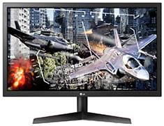LG 24GL600F FHD 144hz FreeSync 24in Monitor