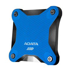 ADATA SD600Q External SSD USB 3.1 480GB Blue