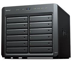 Synology DiskStation DS2419+ 12 Bay NAS