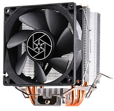 SilverStone KR02 Krypton CPU Cooler
