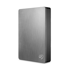 Seagate Backup Plus Portable 2.5in HDD 5TB Silver