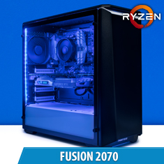 PCCG Fusion 2070 Gaming System