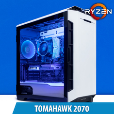 PCCG Tomahawk 2070 Gaming System