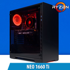 PCCG Neo 1660 Ti Gaming System
