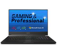 Gigabyte AERO 15 9th Gen Core i7 RTX 2070 15.6in 240hz Notebook
