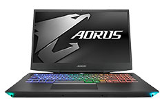 Gigabyte AORUS 15 WA Core i7 RTX 2060 15.6in 144Hz Notebook