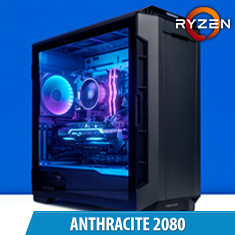 PCCG Anthracite 2080 Gaming System