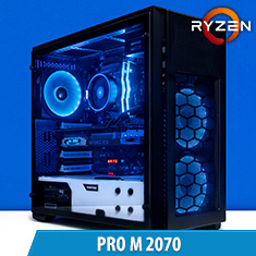 PCCG Pro M 2070 Gaming System