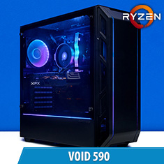 PCCG Void 590 Gaming System