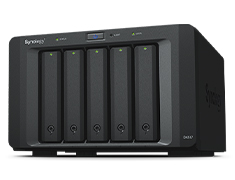 Synology DX517 5Bay Diskless Expasion Unit