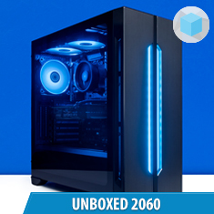 PCCG Unboxed 2060 Gaming System
