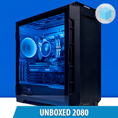 PCCG Unboxed 2080 Gaming System
