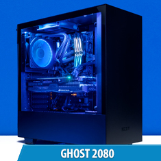 PCCG Ghost 2080 Gaming System