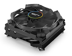 Cryorig C7 Full Copper Graphene Coated Top Flow CPU Cooler