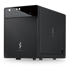 Hotway HF7-SU31C 4-Bay non-RAID USB3.1 Type-C Gen2 Enclosure