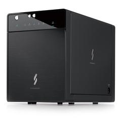 Hotway HF7-SU31C 4-Bay non-RAID USB3.1 Type-C Gen2 Enclosure