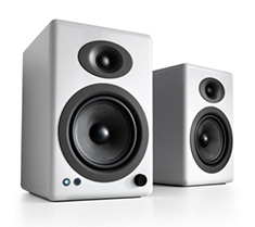 Audioengine A5+ Premium Wireless Speakers White