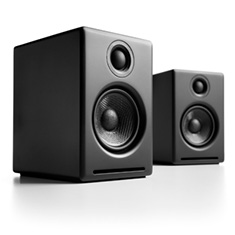 Audioengine A2+ Premium Wireless Speakers Black