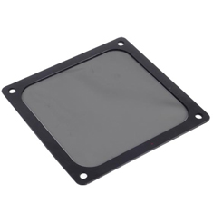 Silverstone 140mm Black Ultra Fine Magnetic Fan Filter