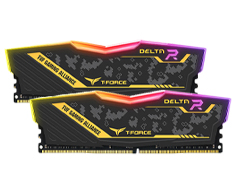 Team T-Force Delta TUF Alliance RGB 3200Mhz 16GB (2x8GB) DDR4