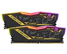 Team T-Force Delta TUF Alliance RGB 3200Mhz 16GB (2x8GB) DDR4