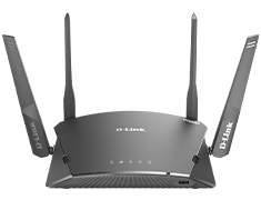 D-Link EXO AC1750 Dual Band Smart Mesh Wi-Fi Router