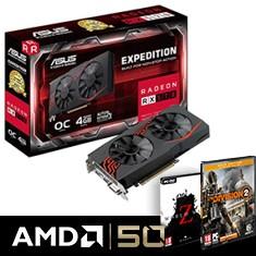 ASUS Radeon RX 570 Expedition OC 4GB