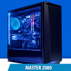 PCCG Master 2080 Gaming System