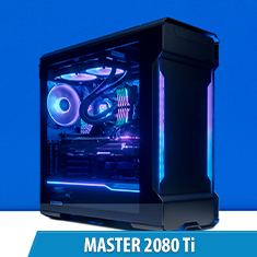 PCCG Master 2080 Ti Gaming System