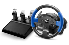 Thrustmaster T150 Pro Force Feedback Racing Wheel For PC/PS4