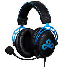 HyperX Cloud Alpha Gaming Headset Cloud9 Edition
