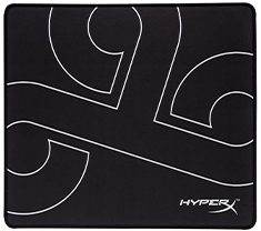HyperX Fury S Gaming Mouse Pad Cloud9 Edition