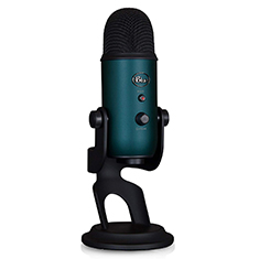 Blue Microphones Yeti USB Microphone Black Teal