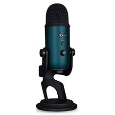 Blue Microphones Yeti USB Microphone Black Teal